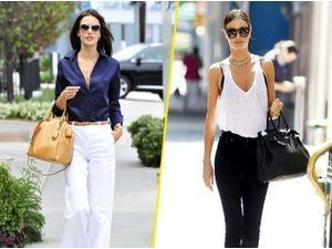 Photos : Fashion battle : Alessandra Ambrosio VS Miranda Kerr !