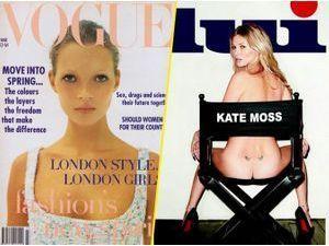 Photos : Kate Moss : retour en couvertures sur celle qui fête ses 41ans aujourd'hui !