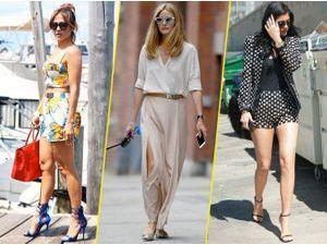 Photos : Palme Fashion : Jennifer Lopez, Olivia Palermo, Kylie Jenner... Qui a été la plus stylée de la semaine ?