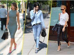 Photos : Palme Fashion : Jessica Alba, Kendall Jenner, Rosie Huntington-Whiteley... Qui a été la plus stylée de la semaine ?
