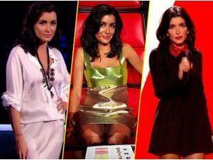 Photos : Retour sur tous les looks de Jenifer dans The Voice 4 !