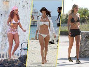 Photos : Rihanna, Alessandra Ambrosio, Gigi Hadid... Elles misent toutes sur le bikini !