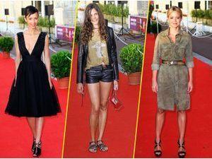 Photos : Sonia Rolland, Vanille Clerc, Virginie Efira... Les stars en direct de la Fashionland  !