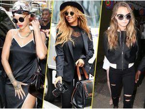 Rihanna, Beyonce, Cara Delevingne... : Quand les stars tournent en rond !