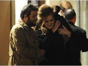 Adele : au bord de la rupture avec son boyfriend !