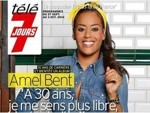 """Amel Bent : """"Au début de ma carrière je me sentais moche, aujourd'hui, c'est tout l'inverse !"""""""