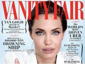 """Angelina Jolie : être mariée à Brad Pitt, elle trouve ça """"sympa"""" !"""