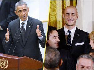 Barack Obama : comment il a chambré Aurélien Collin, footballeur français invité à la Maison Blanche !