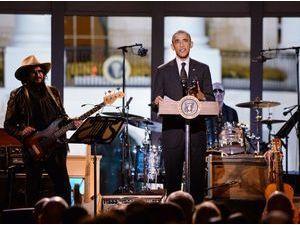 Barack Obama : une reconversion dans la chanson ?
