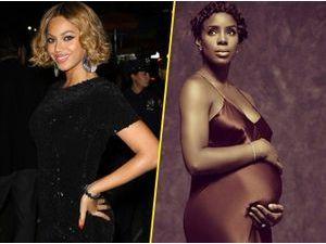 """Beyoncé : son émouvant hommage à Kelly Rowland et à son """"bébé Ty"""" !"""