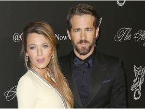 Blake Lively et Ryan Reynolds : leur fille porte en fait un nom de garçon ! Découvrez-le !