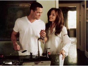 Brad Pitt et Angelina Jolie : leur film Mr & Mrs Smith va devenir une télé-réalité !