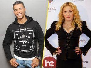 """Brahim Zaibat : """"Avec Madonna, on était comme tout le monde"""" !"""