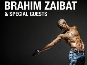 """Brahim Zaibat : en tournée dans toute la France avec son spectacle """"Rock It All Tour"""" !"""