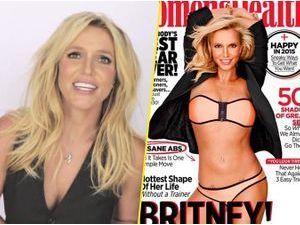"""Britney Spears : pas de Photoshop mais du """"contouring"""" !"""