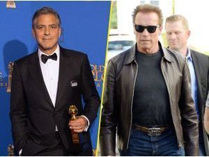 Charlie Hebdo : le journal remercie George Clooney et Arnold Schwarzenegger… A sa façon !