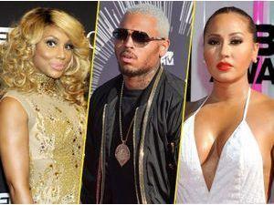 Chris Brown : il s'en prend violemment à Tamar Braxton et Adrienne Bailon !