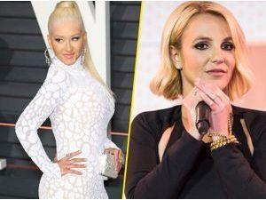 Christina Aguilera : elle imite super bien Britney Spears !