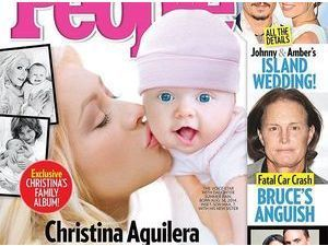 Christina Aguilera : elle nous présente ENFIN sa baby-girl !