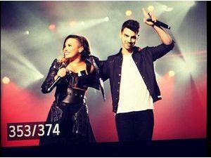 Demi Lovato et Joe Jonas : les ex se retrouvent sur scène !