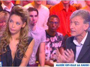"""Départ de Grégoire Lyonnet : Nabilla comprend Alizée, Gilles Verdez balance """"Dans DALS, on couche !"""""""