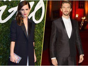 Emma Watson : la Belle a craqué pour sa Bête, Dan Stevens !