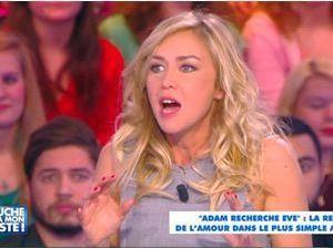 """Enora Malagré flingue D8 : """"J'ai honte qu'on diffuse Adam recherche Eve !"""""""