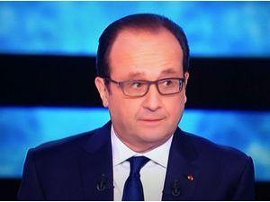 """François Hollande : Julie Gayet, Valérie Trierweiler ? """"Si j'ai pu faire des erreurs, je les reconnais"""" !"""