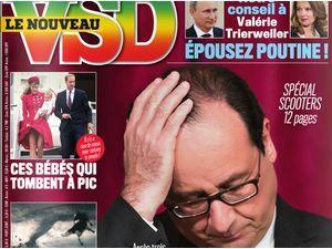 François Hollande : toujours en pleine tourmente, il serait désormais célibataire…