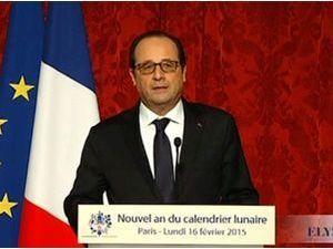 """François Hollande : un lapsus étrange… """"La chienne, je l'ai déjà eue"""" !"""