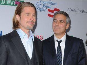 George Clooney a bien failli envoyer Brad Pitt derrière les barreaux !