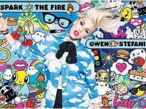 """Gwen Stefani : elle dévoile son nouveau titre """"Spark the Fire"""" !"""