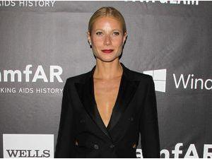 Gwyneth Paltrow : comme par hasard, elle croise Chris Martin au gala de l'AmfAR !