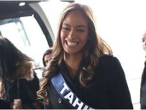 Hinarani de Longeaux : Miss Tahiti 2012 devient attachée parlementaire !
