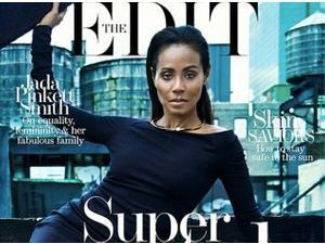 Jada Pinkett Smith : en couverture du magazine The Edit, elle s'enthousiasme à propos de son mariage...