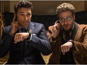 "James Franco et Seth Rogen : Sony annule la sortie de ""The Interview"", les stars réagissent !"