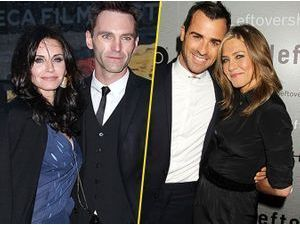 Jennifer Aniston : son fiancé, Justin Theroux, ne peut pas supporter le futur-mari de Courteney Cox !