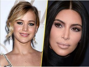 Jennifer Lawrence : totalement fan de... Kim Kardashian !