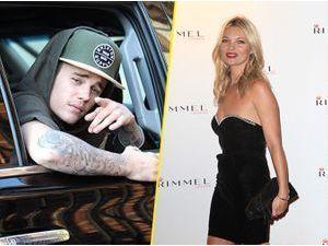 Kate Moss : agacée du comportement de Justin Bieber, elle le remet à sa place !