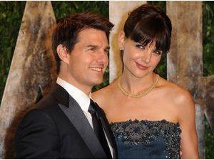 """Katie Holmes évoque son divorce avec Tom Cruise : """"Je ne regarde jamais en arrière !"""""""