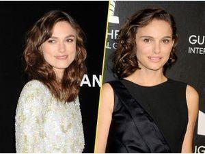 "Keira Knightley : ""On me confond souvent avec Natalie Portman !"""
