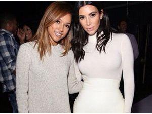 Kim Kardashian et Kanye West : complices avec Chris Brown et Karrueche Tran !