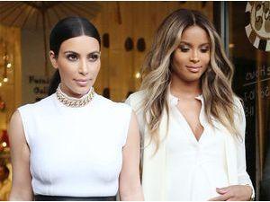 Kim Kardashian : prête à soutenir son amie dans un moment difficile… Elle propose à Ciara de garder son fils !