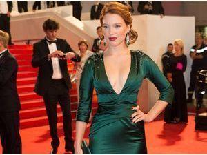 Léa Seydoux : recrutée pour jouer les femmes fatales dans le prochain James Bond !