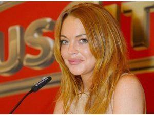 """Lindsay Lohan : """"je vais sûrement tout foirer lors de la première"""" !"""