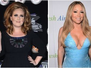 Mariah Carey et Adele : qui des deux remplacera Celine Dion à Vegas ?