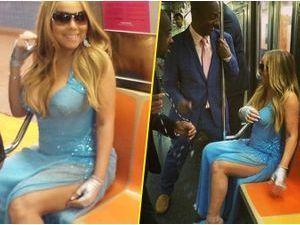 Mariah Carey : trop fière de prendre le métro new-yorkais !