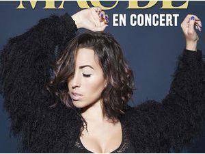Maude : concert parisien programmé pour avril 2015 !
