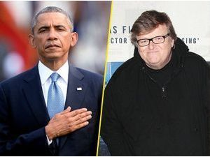 """Michael Moore : """"Barack Obama a été une énorme déception"""""""