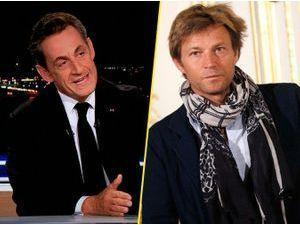 """Nicolas Sarkozy : """"Je n'ai pas que deux neurones comme Delahousse !"""""""